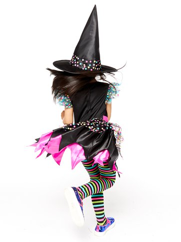 Spot Witch - Child Costume right