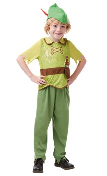 Peter Pan - Child Costume