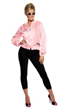 Grease Pink Lady Jacket - Adult Costume