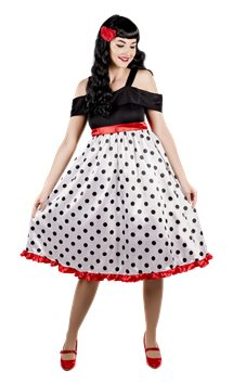 Rockabilly - Adult Costume