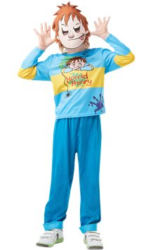 Horrid Henry - Child Costume