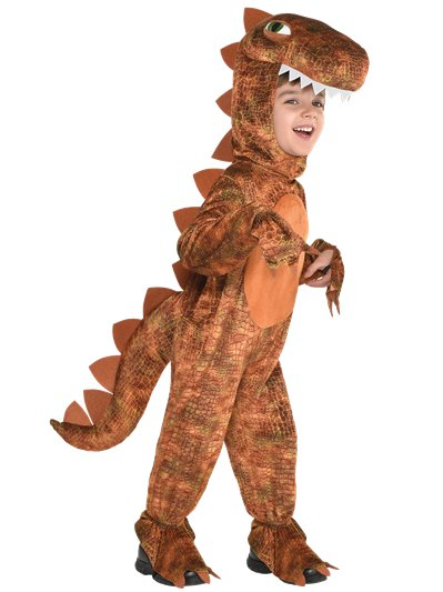 T-Rex Boy - Child Costume