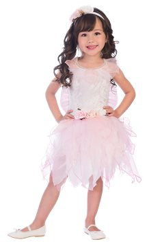Rose Fairy - Toddler/Child Costume