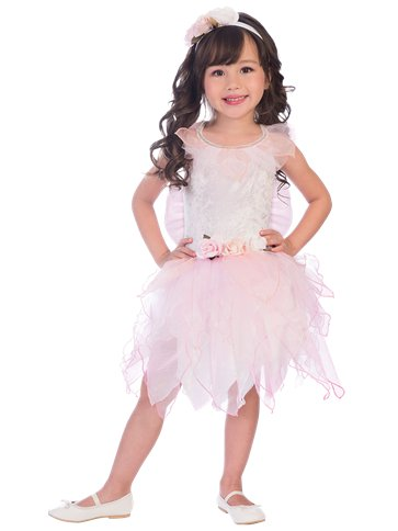Rose Fairy - Toddler/Child Costume front
