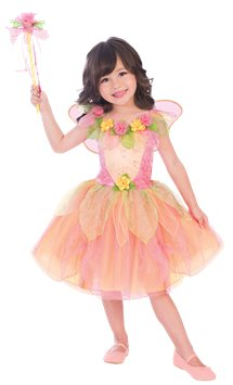 Peach Fairy - Toddler & Child Costume
