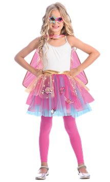 Super Hero Tutu - Child Costume