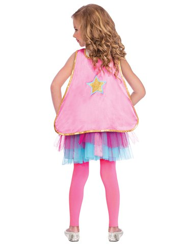 Super Hero Tutu - Child Costume left