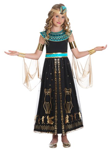 Dazzling Cleo - Child Costume front