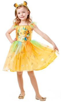 Lion King Tutu Dress - Toddler & Child Costume