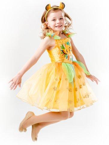 Lion King Tutu Dress Toddler Child Costume Party Delights