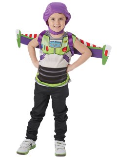 Buzz Lightyear Accessory Set - Child Costume