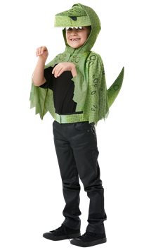 Rex Cape & Tail - Child Costume