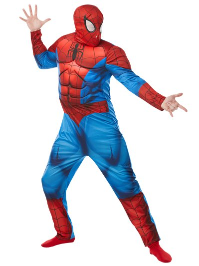 Deluxe Spider-Man - Adult Costume