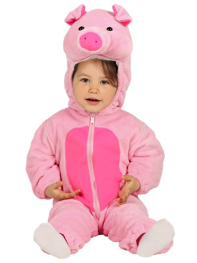 Little Piggy - Baby & Toddler Costume