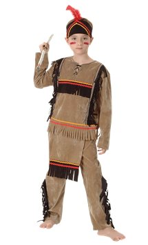 Native American Boy - Child Costume