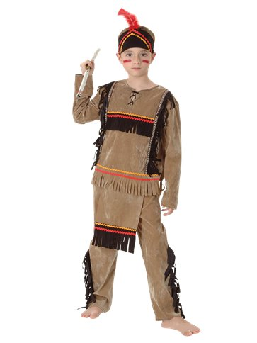 Native American Boy - Child Costume front