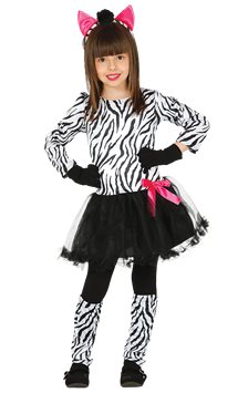 Zebra - Child Costume