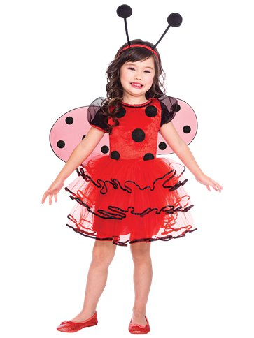 Ladybug - Toddler & Child Costume front