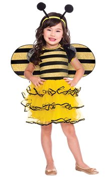 Bumble Bee - Toddler & Child Costume