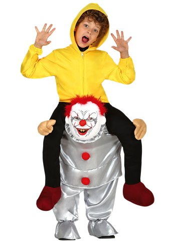 Let Me Go Bad Clown Child Costume Party Delights