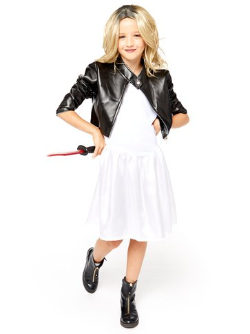 Killer Doll Bride - Child Costume left