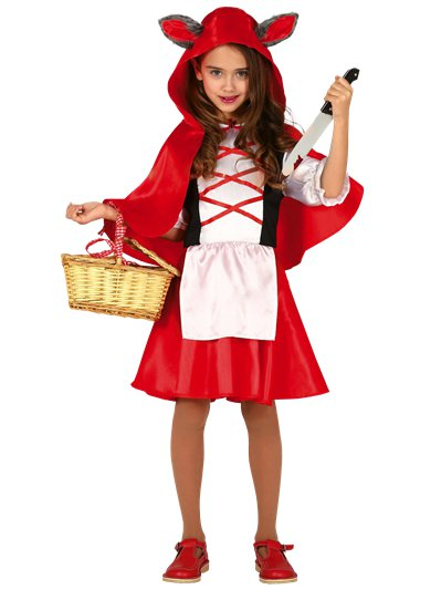 Little Red Riding Hood - Child Costume