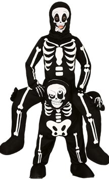 Let Me Go Skeleton - Child Costume