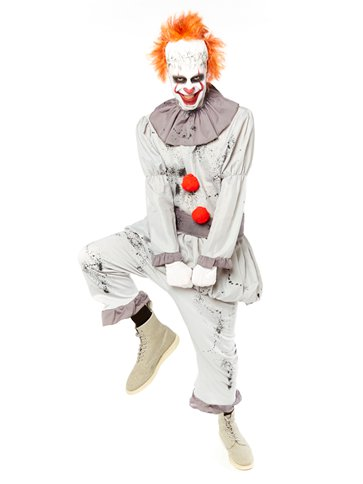Killer Clown - Adult Costume left