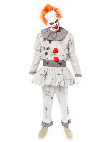 Killer Clown - Adult Costume pla