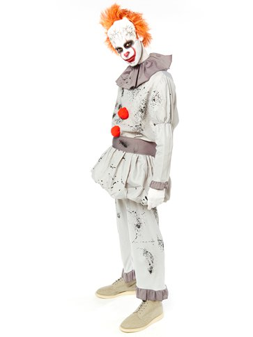 Killer Clown - Adult Costume right
