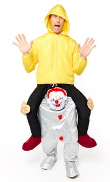 Let Me Go Bad Clown - Adult Costume