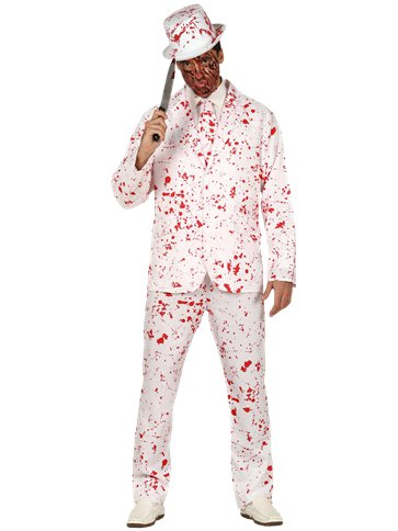 Bloody Suit - Adult Costume front