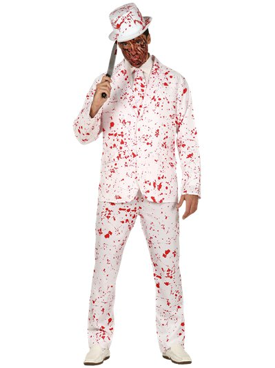 Bloody Suit - Adult Costume