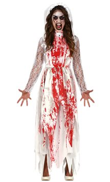 Bloody Bride - Adult Costume