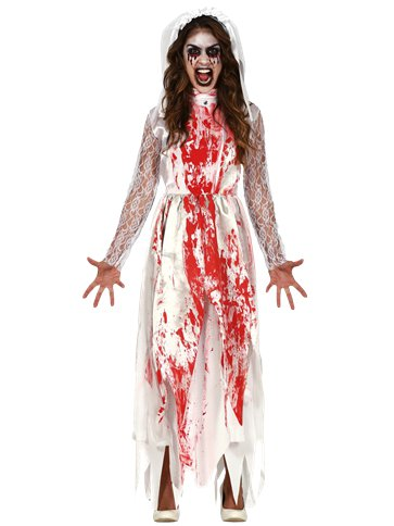 Bloody Bride - Adult Costume front