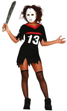 Bad Hockey Girl - Adult Costume