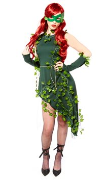 Plant Villain - Adult Costume