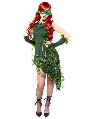 Plant Villain - Adult Costume front