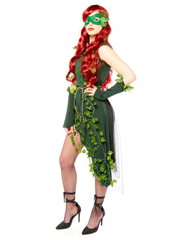 Plant Villain - Adult Costume left