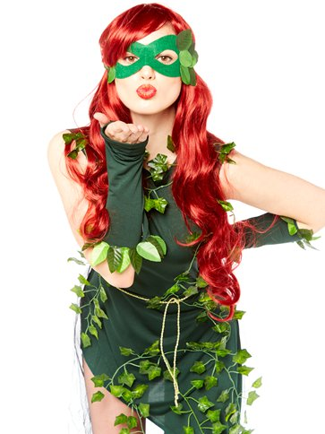 Plant Villain - Adult Costume right