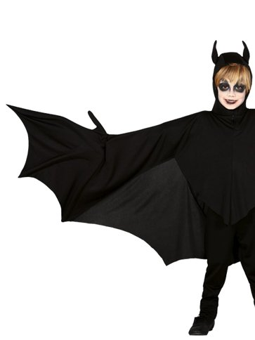 Bat - Child Costume back