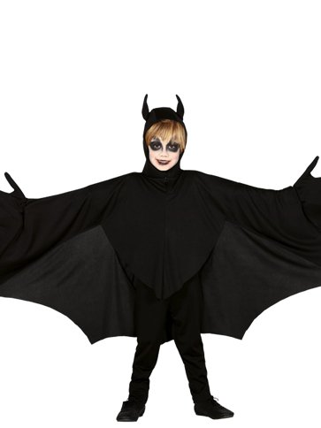 Bat - Child Costume front