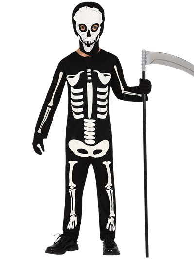Skeleton - Child Costume