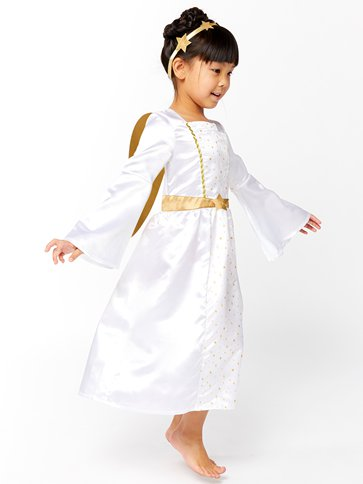 Angel - Child Costume front