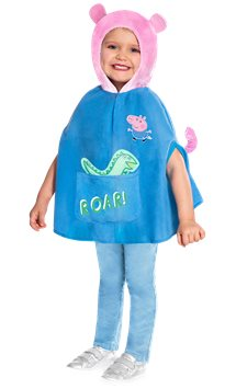 George Cape - Toddler & Child Costume