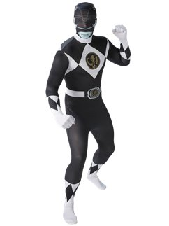 Black Ranger 2nd Skin