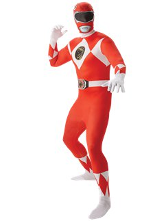Red Ranger 2nd Skin