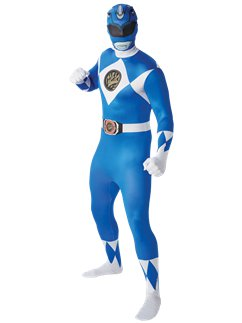 Blue Ranger 2nd Skin