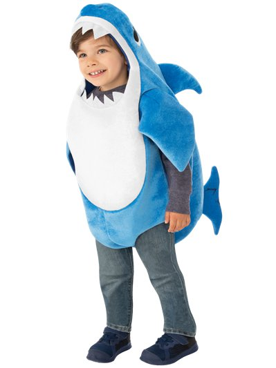 Daddy Shark - Baby & Toddler Costume