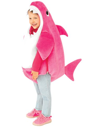 Mommy Shark - Baby & Toddler Costume front